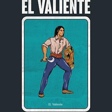 El Valiente Tarot by Diardo