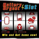 Battery Urgent Slot machine by romansart