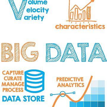 Big Data Computer Geek T-Shirt by tshirtfandom