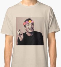 Jimmy Fallon- flower crown Classic T-Shirt