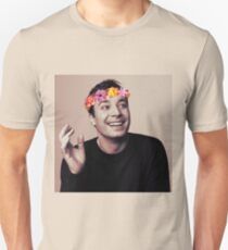 Jimmy Fallon- flower crown T-Shirt