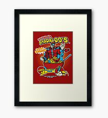 Shadaloo's Framed Print