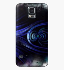 Magnetic Fields Case/Skin for Samsung Galaxy
