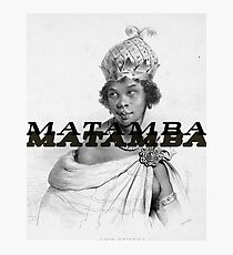 Queen Nzhinga Photographic Print