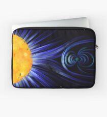 Magnetic Fields Laptop Sleeve
