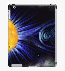 Magnetic Fields iPad Case/Skin
