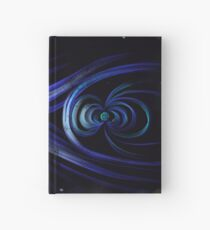 Magnetic Fields Hardcover Journal