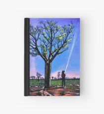 To the Stars and Beyond Hardcover Journal