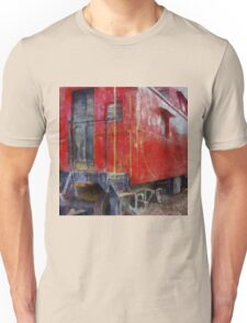 Old Red Caboose Unisex T-Shirt