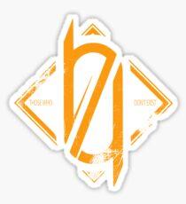 Girls' Frontline - 404 Squad (Scratched) Sticker