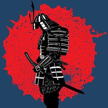 Samurai - Bushido 1 by mymainmandeebo