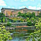 Philadelphia Museum of Art by Morris Klein