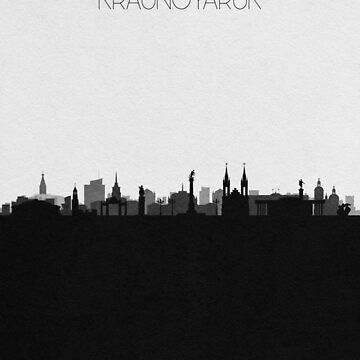 Travel Posters | Destination: Krasnoyarsk by geekmywall