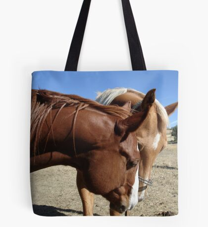 Do you think she has cookies? Tote Bag