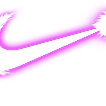 Just Garlick Gun It Trunks Super Saiyan Inspired Design by Otakuverse-Z