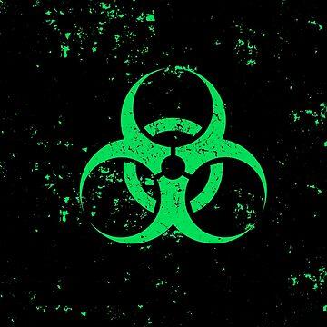 Bio Hazard Used Look by mtsdesign