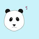 Pandalove - der Panda zum Verlieben von Simone Abelmann