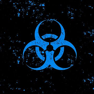 Bio danger storm zombie by mtsdesign