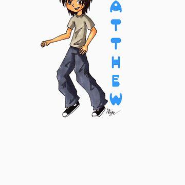 BP Comic - Matthew by Hawkstar