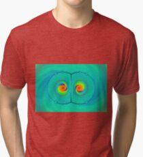 Psychedelic Eyes Tri-blend T-Shirt