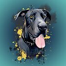Great Dane by Apatche Revealed