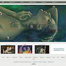 My new website  by dorina costras