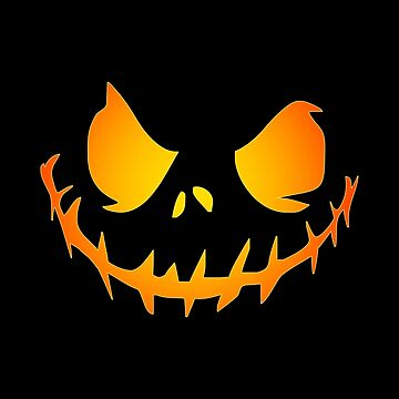Jack-O-Lantern (Black) by AnishaCreations