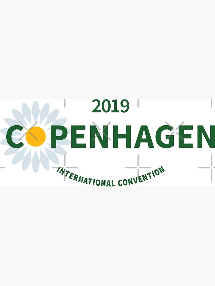 Copenhagen, Denmark - 2019 International Convention | Photographic Print