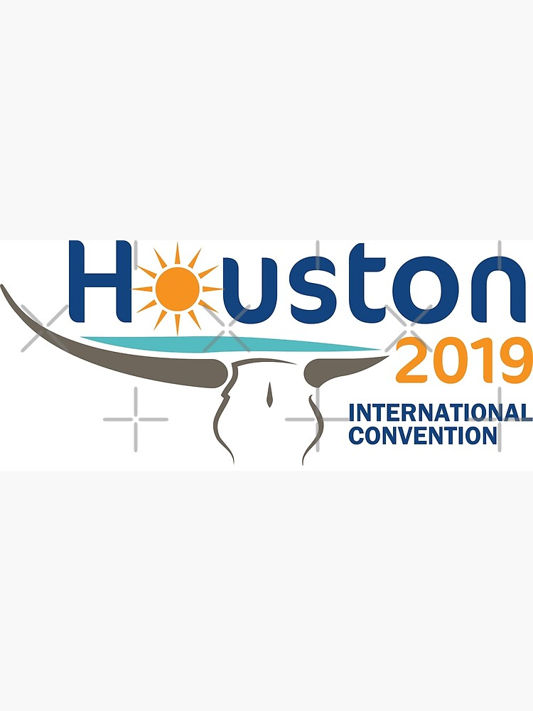 Houston, Texas - 2019 International Convention | Photographic Print