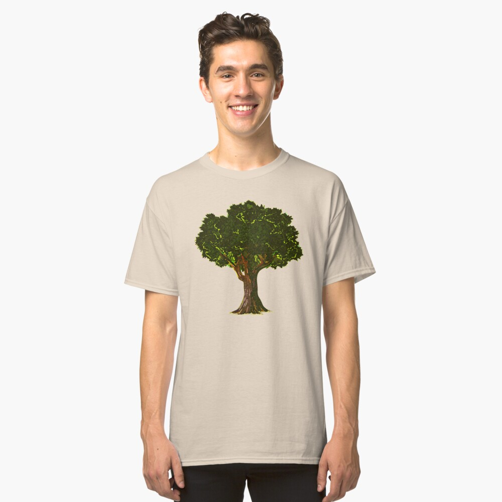 Trees are LIFE  Classic T-Shirt Front