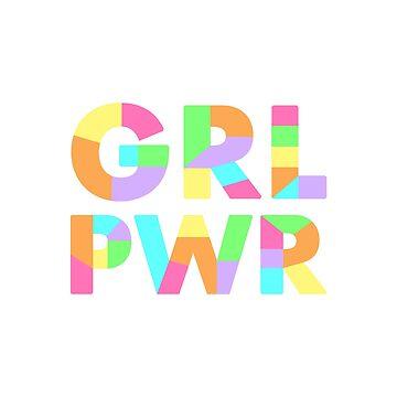 Grl Pwr Colors by lukassfr