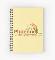 Phoenix, Arizona - 2019 International Convention Spiral Notebook