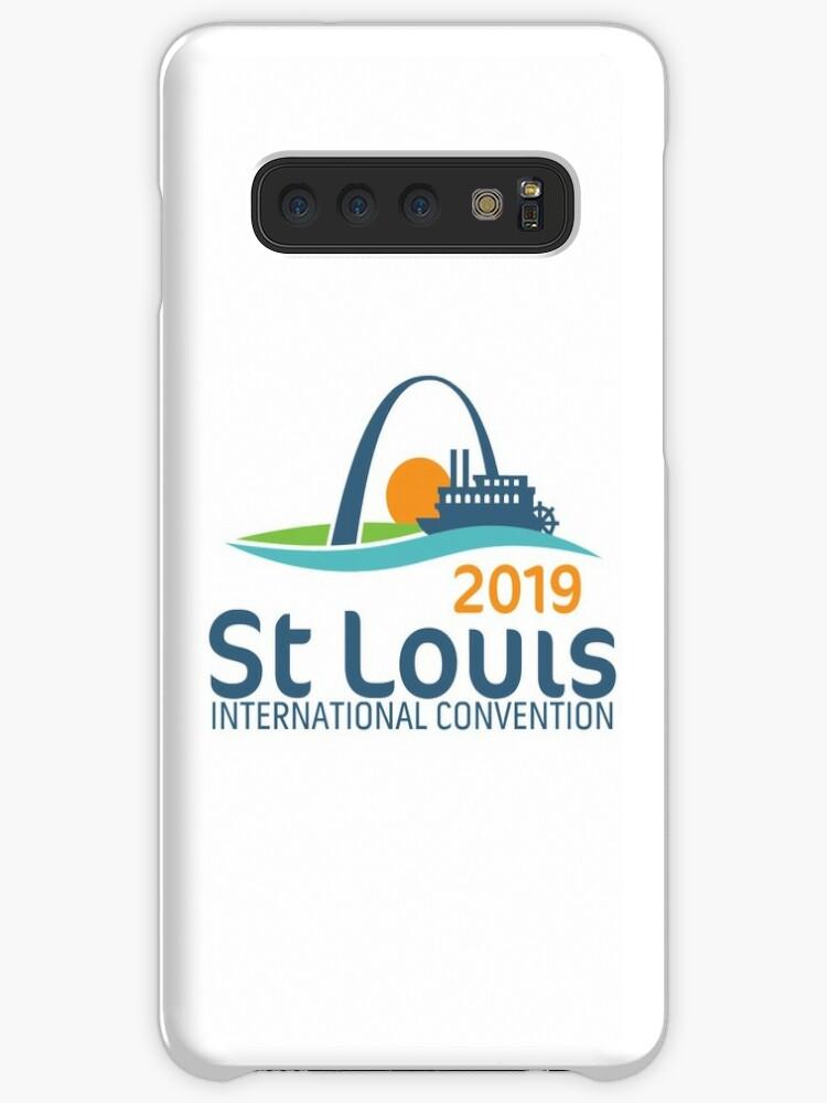 'St  Louis, Missouri - 2019 International Convention' Case/Skin for Samsung  Galaxy by JW Stuff
