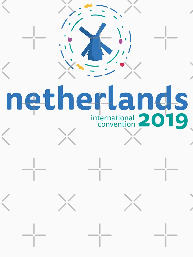 Utrecht, Netherlands - 2019 International Convention | Classic T-Shirt