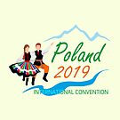 Warsaw, Poland - 2019 International Convention by JW Stuff