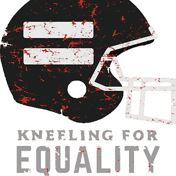 Kneeling for Equality  by TPGraphic