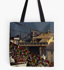 bouddha Tote Bag