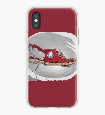 Sneaker Grunge iPhone Case