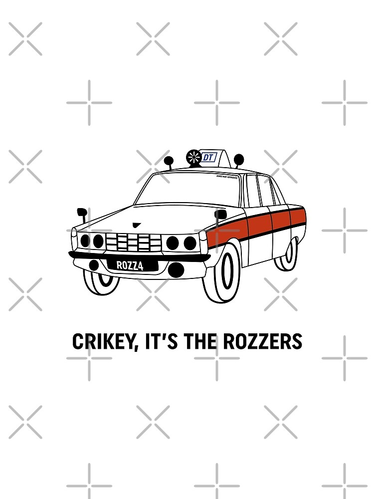 James May's Rozzers Design by drivetribe