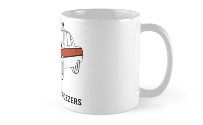 James May's Rozzers Design by The Official  Clarkson, Hammond & May Store