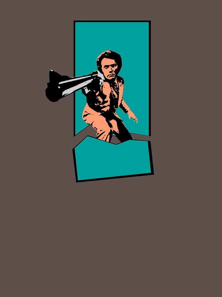 Pistol by richardgil