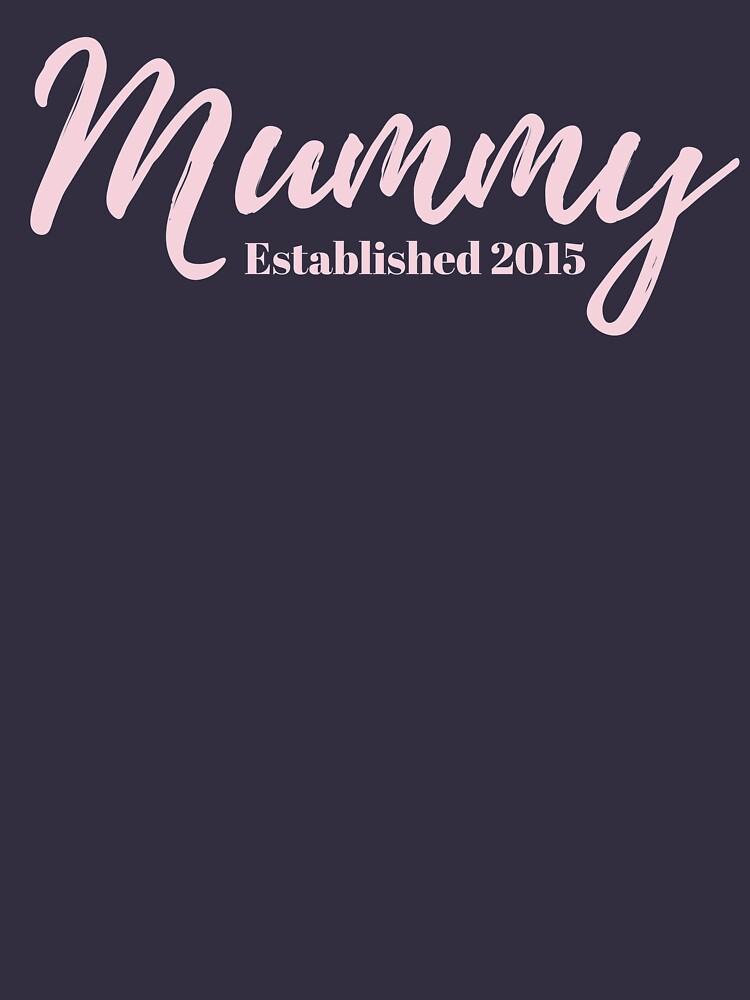 Mummy Established 2015 by MummyOfFour