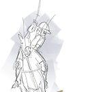 poloplayer single turquoise von Rhea Silvia Will