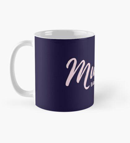 Mummy Established 2012  Mug