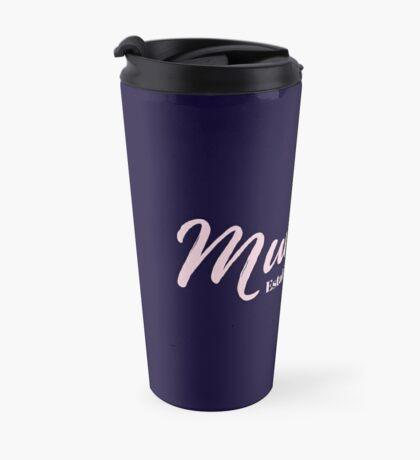 Mummy Established 2011 Travel Mug