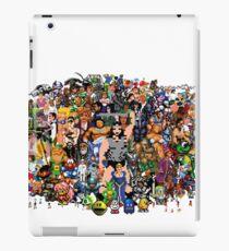 Amiga Game Characters iPad Case/Skin