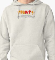Clumsy Pullover Hoodie