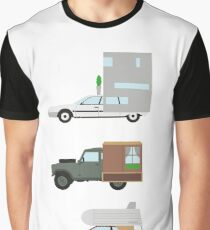 The Caravan Challenge Graphic T-Shirt