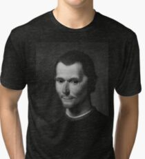 Niccolo  Machiavelli Tri-blend T-Shirt