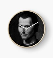 Niccolo  Machiavelli Clock